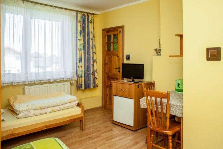pokój z TV we Władysławowie