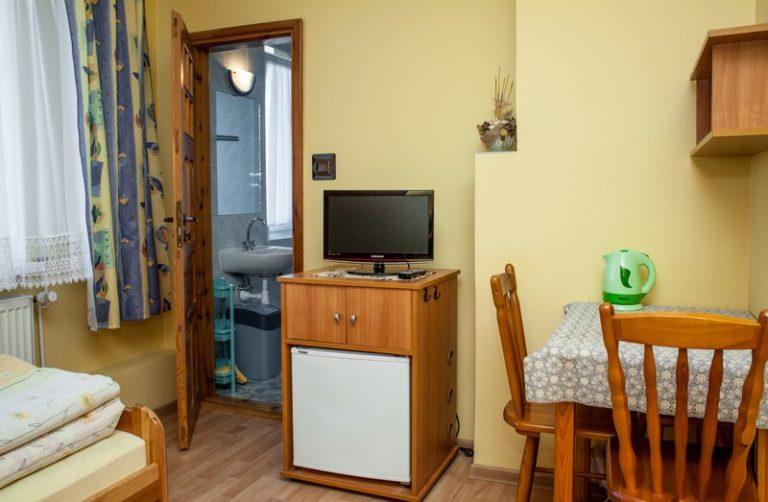 pokój dla pary z dzieckiem we Władysławowie