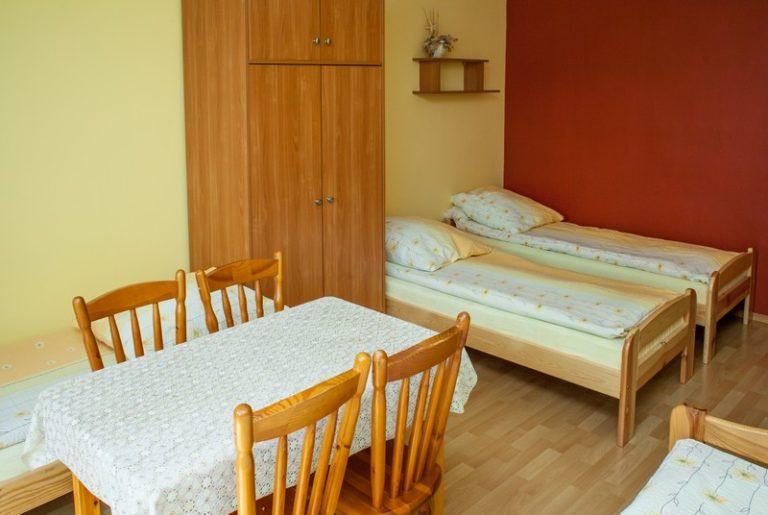 pokój dla 4 osób we Władysławowie