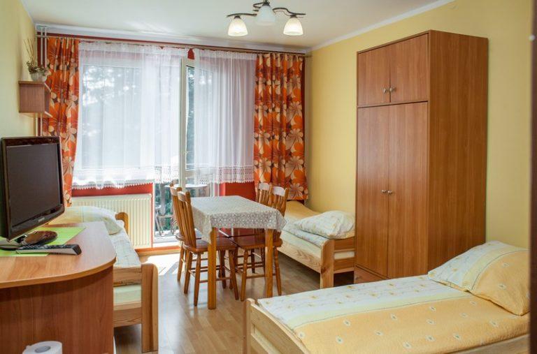 pokój we Władysławowie dla czterech osób
